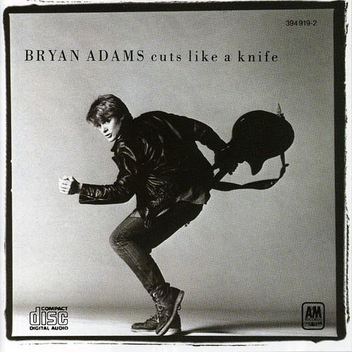 Bryan Adams - Cuts Like A Knife [Import]