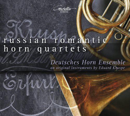 Russian Romantic Horn QRTS
