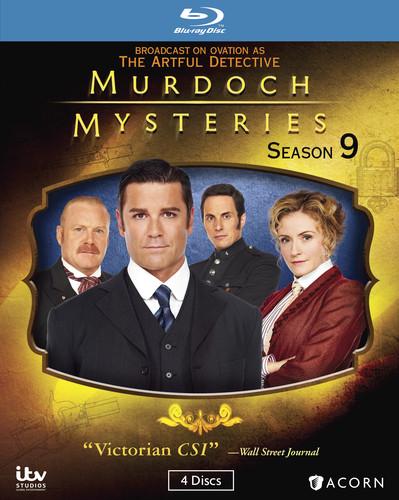 Murdoch Mysteries: Season 09