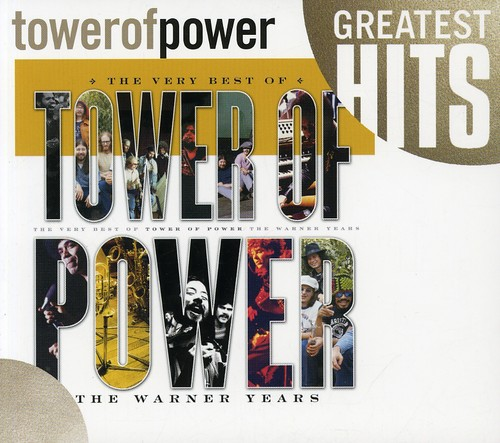 Tower Of Power - Very Best Of Tower Of Power-Wa