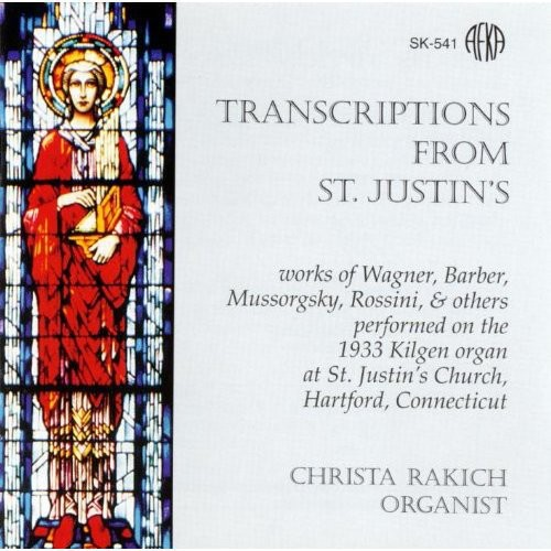Transcriptions from St Justin's Church /  Various