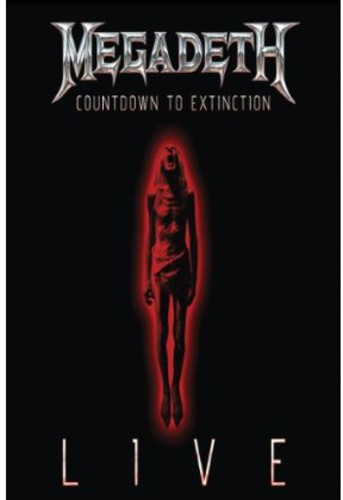 Megadeth - Countdown To Extinction: Live [Import]