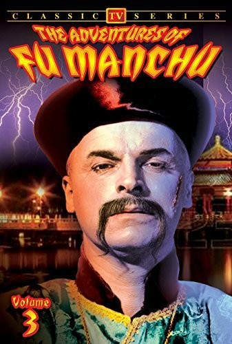 Adventures of Fu Manchu: Volume 3