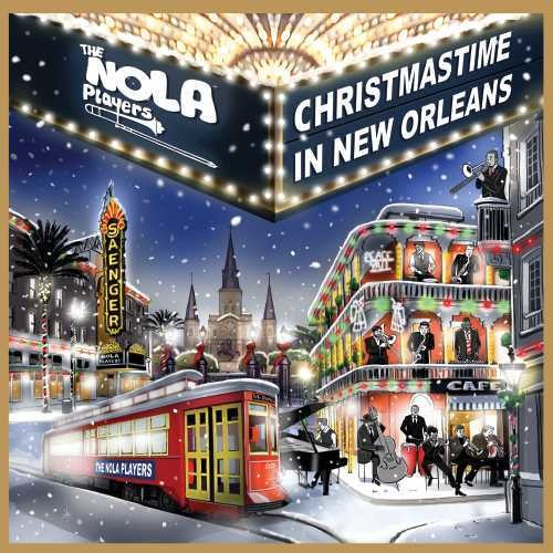 Christmastime In New Orleans