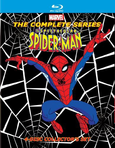 The Spectacular Spider-Man: The Complete First and Second Seasons