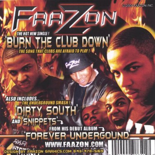 Burn the Club Down/ Dirty South
