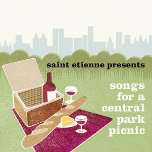 Saint Etienne Presents Songs for a Central Park [Import]