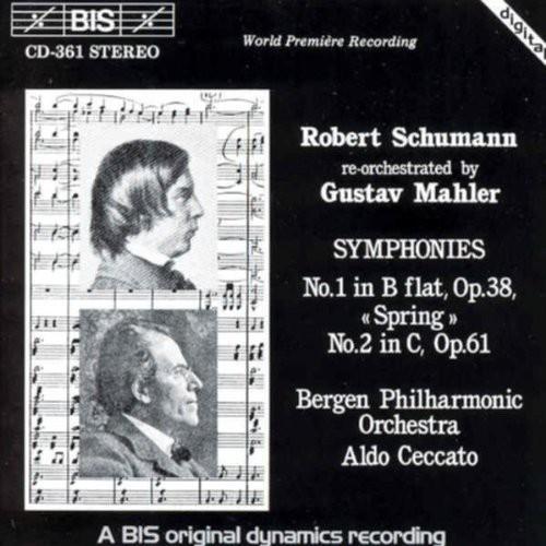 Mahler Symphonies 1 & 2