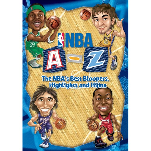 Nba-Z Bloopers