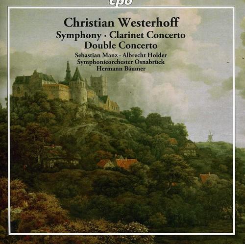 Symphony /  Clarinet Concerto /  Double Concerto