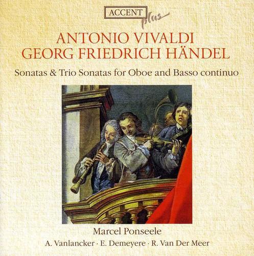 Sonatas & Trio Sonatas for Oboe & Basso Continuo