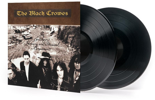 Black The Crowes - Southern Harmony &
