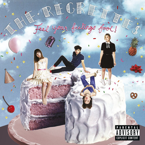 The Regrettes - Feel Your Feelings Fool! [LP]