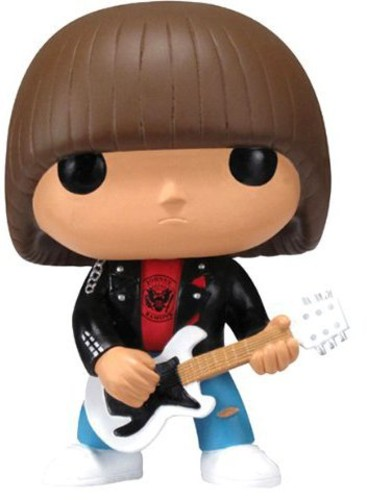 Funko Ramones Vinyl Figurine - Funko Pop Rocks: Johnny Ramone Vinyl Figure