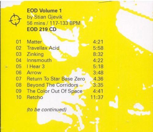 EOD Volume 1