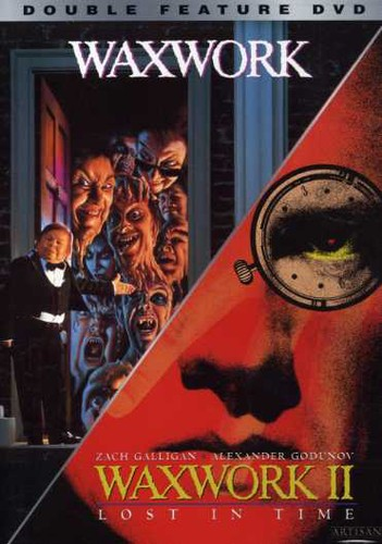 Waxwork /  Waxwork II: Lost in Time