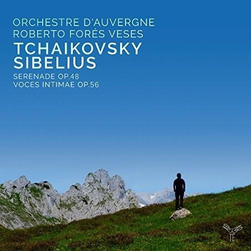 Tchaikovsky: Serenade/ Sibelius: Voces Intimae