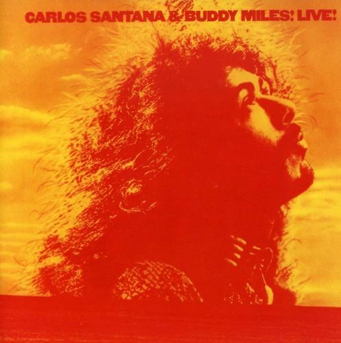 Carlos Santana & Buddy Miles - Carlos Santana & Buddy Miles! Live!