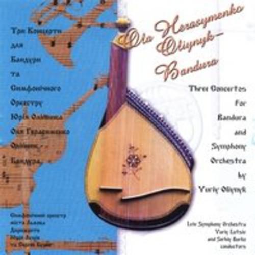 Three Concertos for Bandura