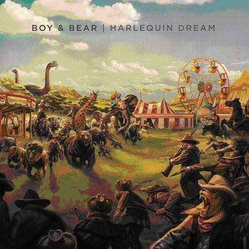 Boy & Bear - Harlequin Dream [Special Edition Vinyl]