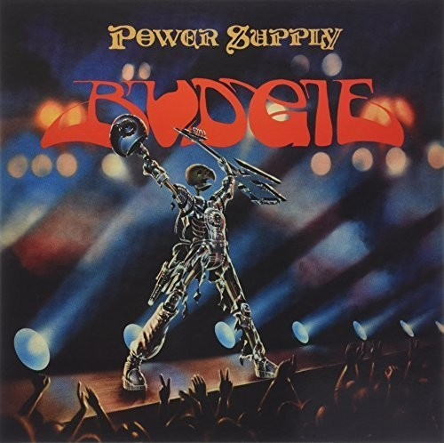 Budgie - Power Supply (Uk)