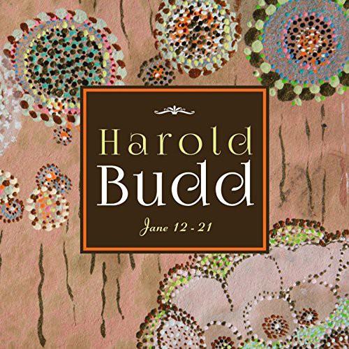 Harold Budd - Jane 12-21