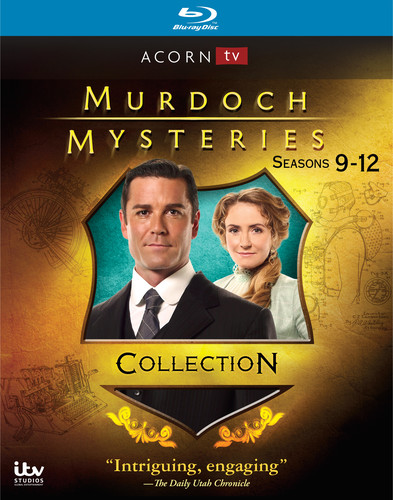 Murdoch Mysteries: Series 9-12 Collection - Murdoch Mysteries: Series 9-12 Collection (16pc)