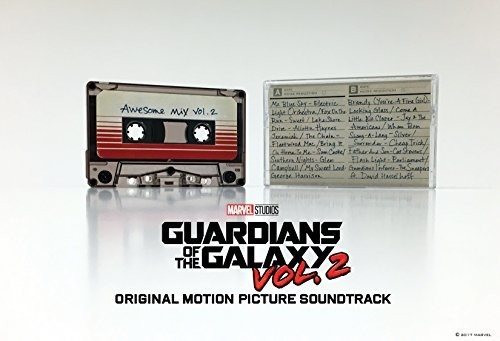 Guardians Of The Galaxy - Guardians Of The Galaxy Vol. 2: Awesome Mix Vol. 2 [Cassette]