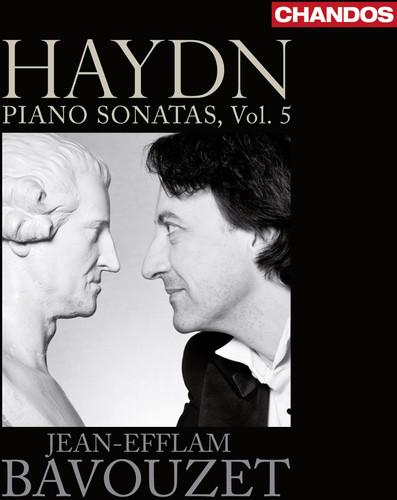 Jean-Efflam Bavouzet - Piano Sonatas 5