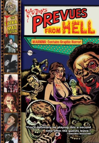 Mad Rons Prevues From Hell - Mad Ron's Previews From Hell