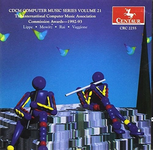 Computer Music Series 21 /  Various