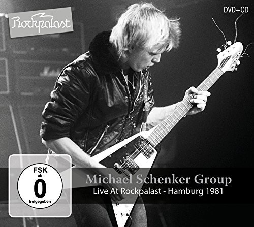 Michael Schenker - Live At Rockpalast: Hamburg 1981