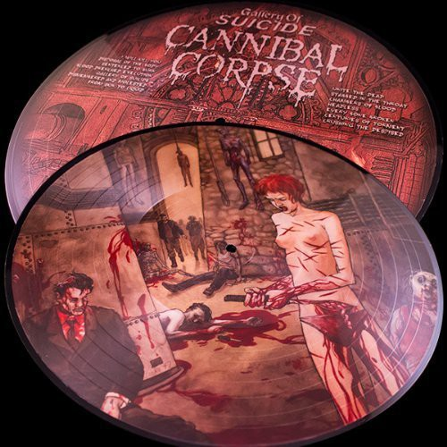 Cannibal Corpse - Gallery Of Suicide [25Th Anniversary]