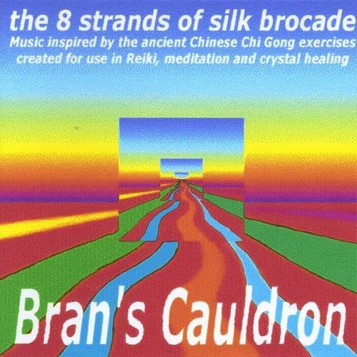 8 Strands of Silk Brocade