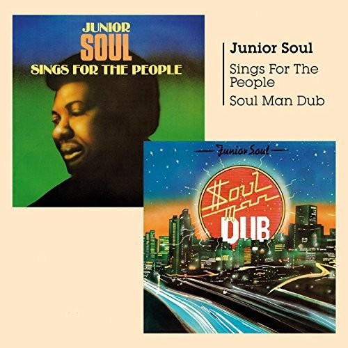 Soul Man Dub & Sings For The People