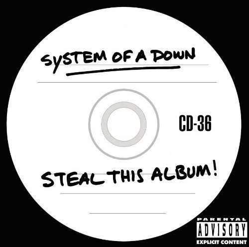 System of a Down-Steal This Album! (NC)