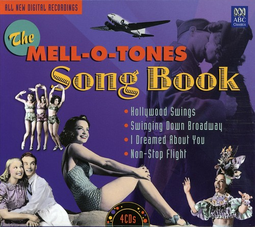 Mell-O-Tones Song Book [Import]