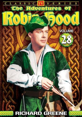 The Adventures of Robin Hood: Volume 28