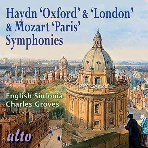 Oxford & London Symphonies /  Paris Symphony