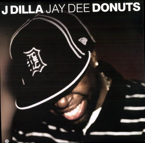 Jay Dee (A.K.A. J Dilla) - Donuts (Smile Cover) [LP]