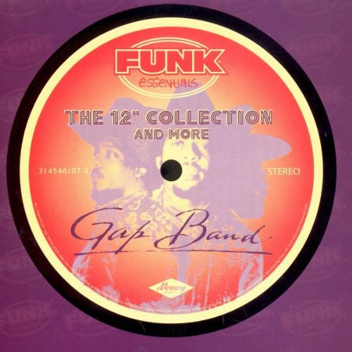 The Gap Band-12-Inch Collection & More