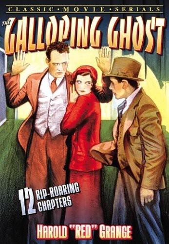 Galloping Ghost: Serial 1-12