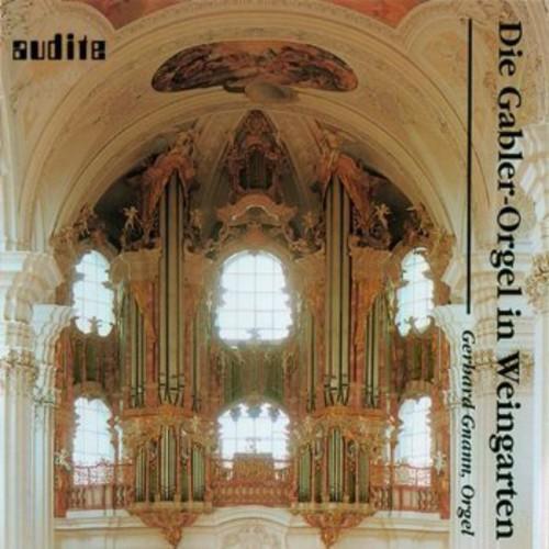 Gerhard Gnann Plays the Gabler Organ in Weingarten