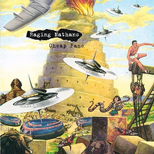 The Raging Nathans - Cheap Fame