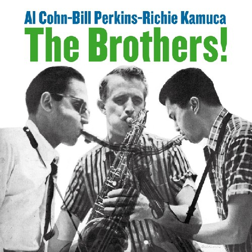 Cohn/Perkins/Kamuca - Brothers [Import]