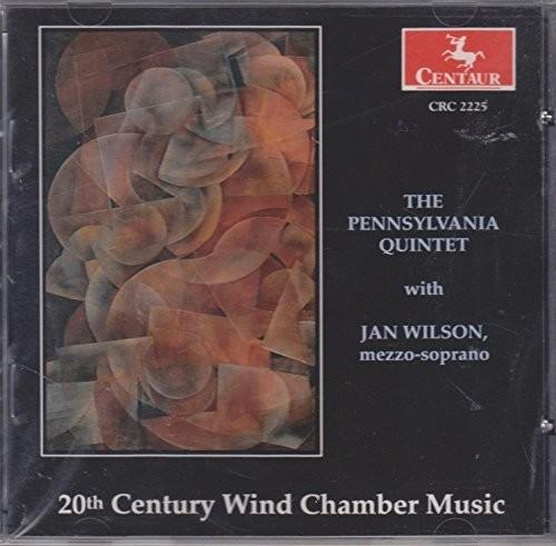 20th Century Wind Chamber Music