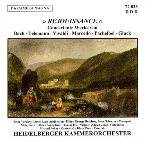 Rejouissance (Konzertante Werk)