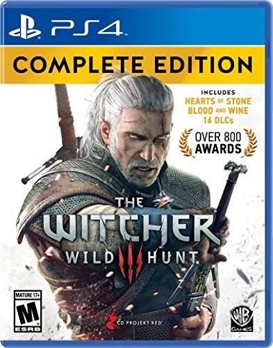- Witcher 3: Wild Hunt Complete Edt.