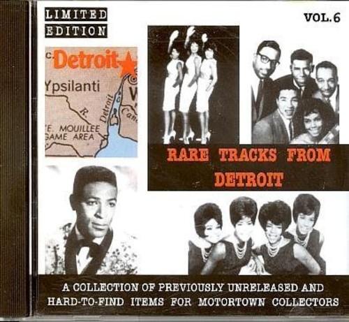 Detroit 6: Rare Tracks /  Various