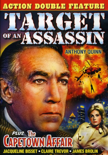 Target of an Assassin /  Capetown Affair